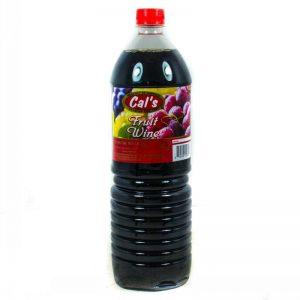 CAL'S FRUIT WINE 1.5LT