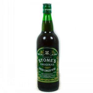 STONES ORIGINAL GREEN GINGER WINE 750ML