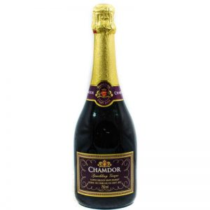 CHAMDOR SPARKLING NON-ALCOHOLIC ASSRT WINE 750ML