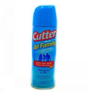 CUTTER INSECT REPELLENT 170G