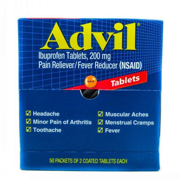 Advil ibuprofen tablets 50x2 grocery shopping online for Ecksofa 2 50x2 50