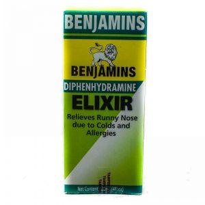 BENJAMINS ELIXIR 120ML