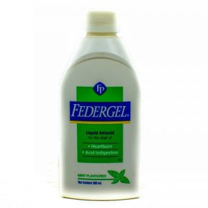FEDERGEL LIQUID ANTACID 360ML