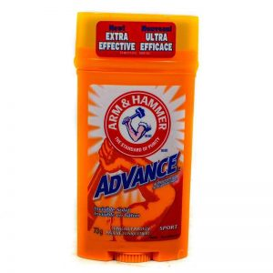 ARM & HAMMER ADV. INVISBLE SOLID SPORT 79G