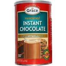 GRACE INSTANT CHOCOLATE 340G