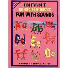 INFANT INTEGRATED WKBK FUN WITH SOUND
