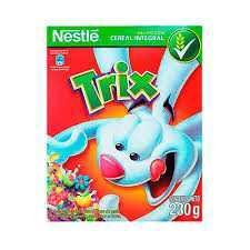 Cereal Nestlé Trix 30g - Unidad - Geonox - Catálogo electrónico