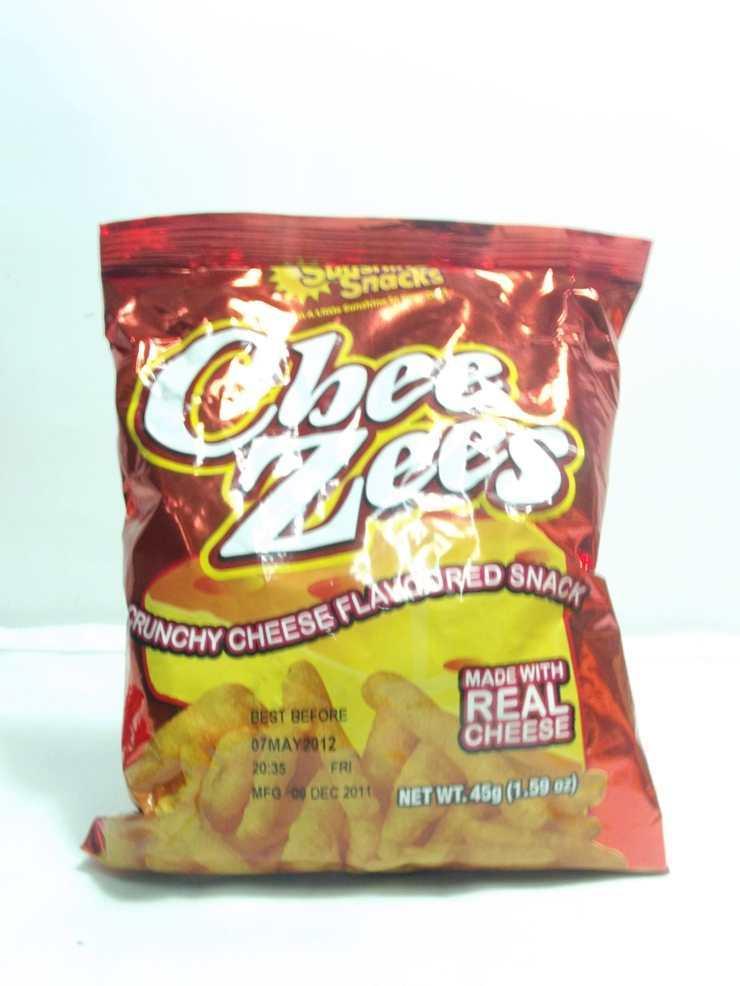 Sunshine Snacks Chee Zees 45g Grocery Shopping Online Jamaica