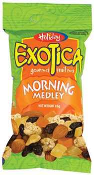 HOLIDAY EXOTICA MORNING MEDLEY 65G - Grocery Shopping ...