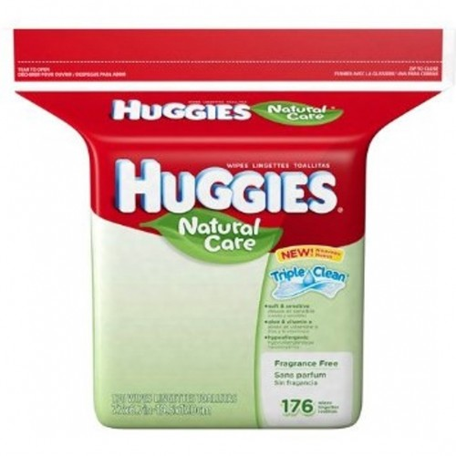 HUGGIES NATURAL CARE B/WIPES 176 – Grocery Shopping Online ...