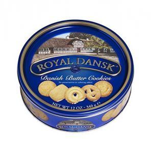 royal dansk danish cookies