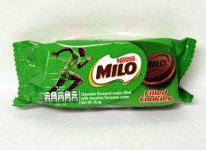 MILO cookie FOP